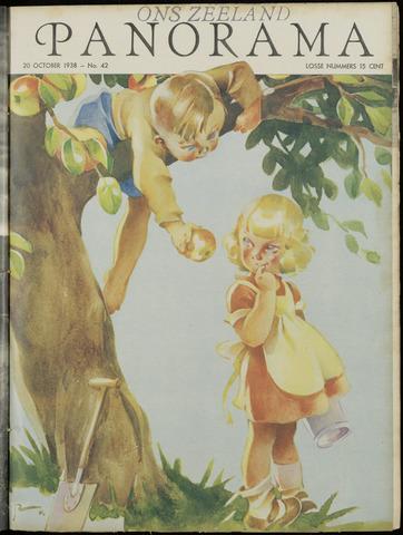 Ons Zeeland / Zeeuwsche editie 1938-10-20