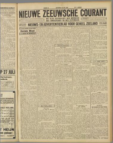 Nieuwe Zeeuwsche Courant 1932-07-23