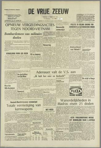 de Vrije Zeeuw 1965-02-12