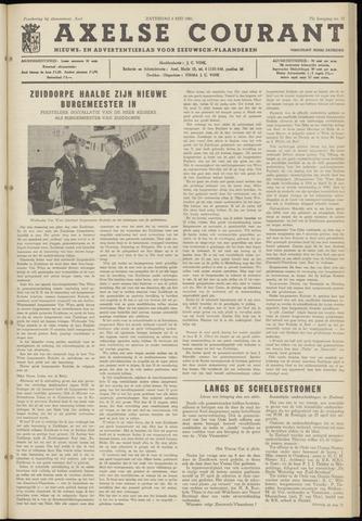 Axelsche Courant 1961-05-06
