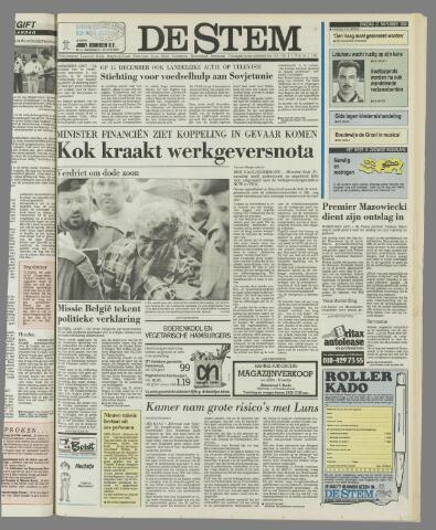 de Stem 1990-11-27