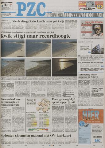 Provinciale Zeeuwse Courant 2006-07-20
