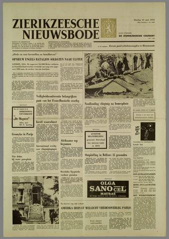 Zierikzeesche Nieuwsbode 1972-06-13