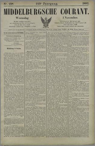 Middelburgsche Courant 1882-11-01