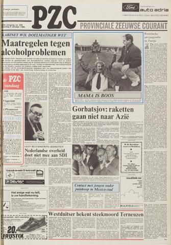 Provinciale Zeeuwse Courant 1985-10-05