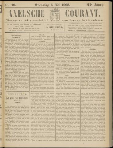 Axelsche Courant 1908-05-06