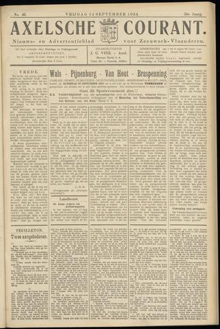 Axelsche Courant 1934-09-14