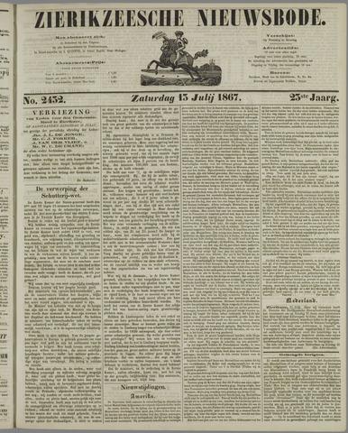 Zierikzeesche Nieuwsbode 1867-07-13