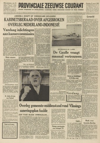 Provinciale Zeeuwse Courant 1962-03-27