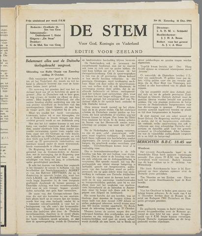 de Stem 1944-12-16