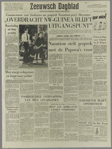 Zeeuwsch Dagblad 1961-06-26