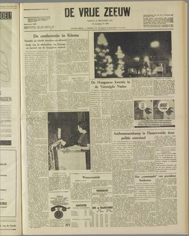 de Vrije Zeeuw 1961-12-22