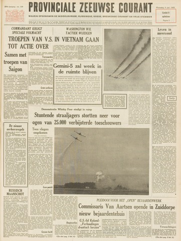 Provinciale Zeeuwse Courant 1965-06-09