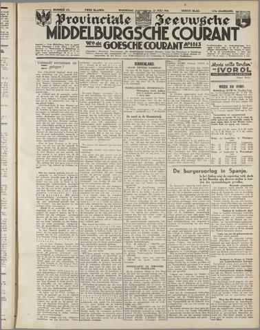 Middelburgsche Courant 1936-07-22