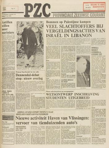 Provinciale Zeeuwse Courant 1974-05-17