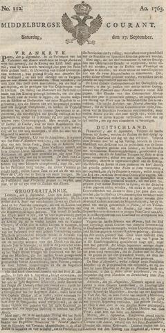 Middelburgsche Courant 1763-09-17