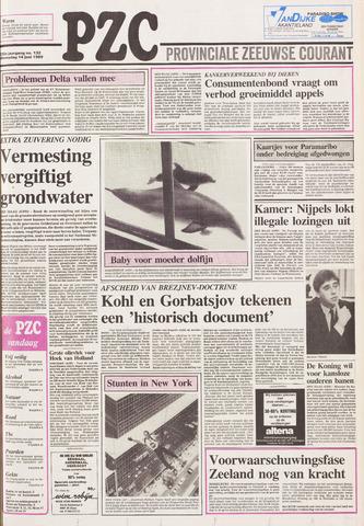 Provinciale Zeeuwse Courant 1989-06-14