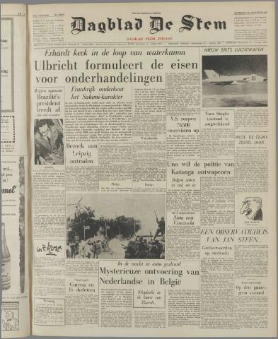 de Stem 1961-08-26
