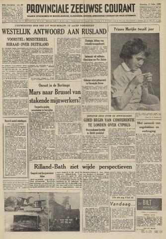 Provinciale Zeeuwse Courant 1959-02-17