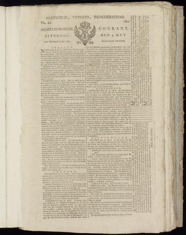 Middelburgsche Courant 1801-05-09