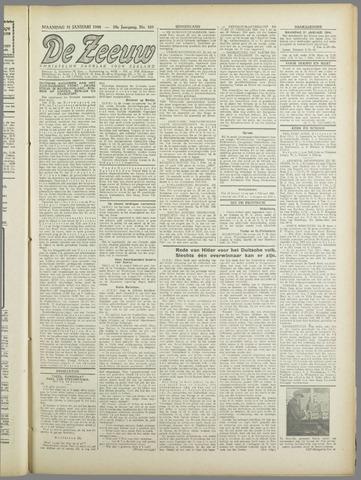 De Zeeuw. Christelijk-historisch nieuwsblad voor Zeeland 1944-01-31