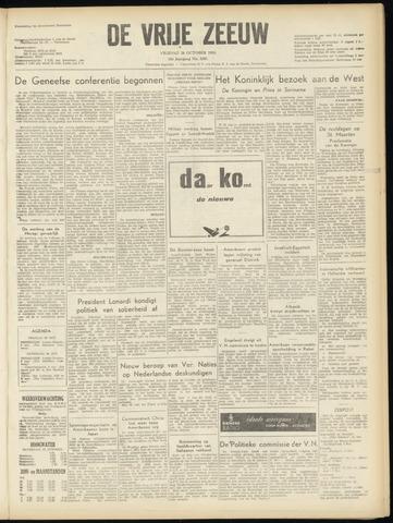 de Vrije Zeeuw 1955-10-28