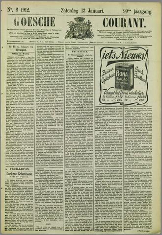 Goessche Courant 1912-01-13