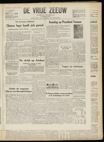 de Vrije Zeeuw 1950-11-02