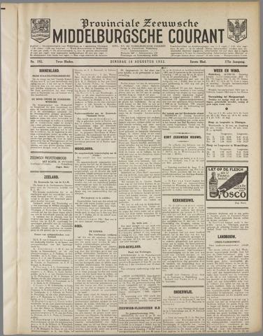 Middelburgsche Courant 1932-08-16