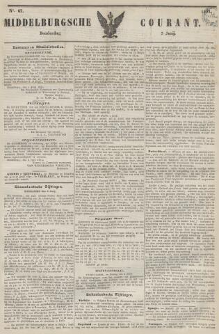 Middelburgsche Courant 1851-06-05
