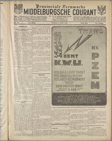 Middelburgsche Courant 1932-07-08
