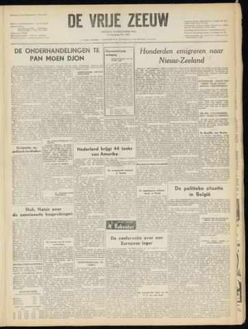 de Vrije Zeeuw 1951-12-28