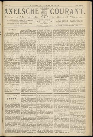 Axelsche Courant 1930-12-19
