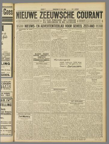 Nieuwe Zeeuwsche Courant 1929-07-25