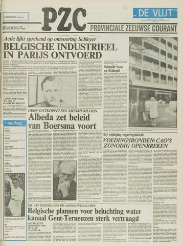 Provinciale Zeeuwse Courant 1978-01-24