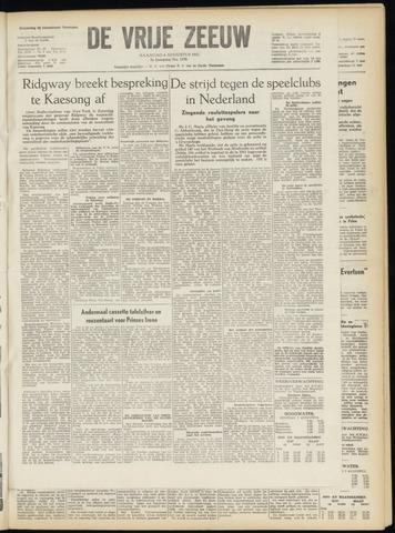 de Vrije Zeeuw 1951-08-06