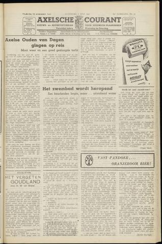 Axelsche Courant 1951-07-07