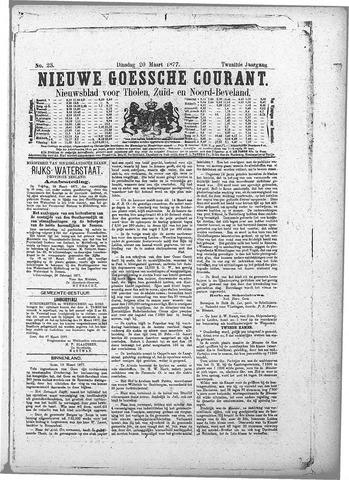 Nieuwe Goessche Courant 1877-03-20