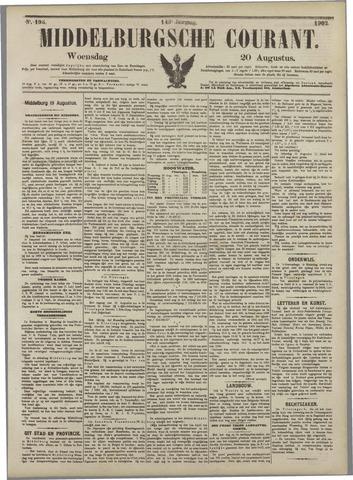 Middelburgsche Courant 1902-08-20
