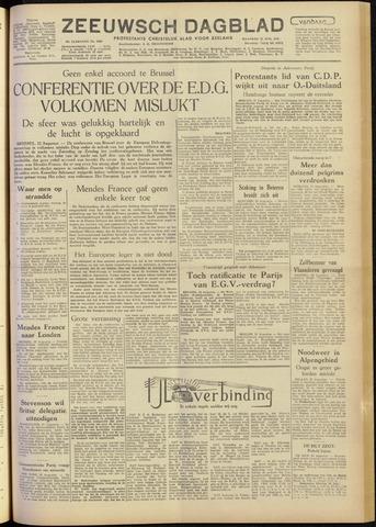 Zeeuwsch Dagblad 1954-08-23