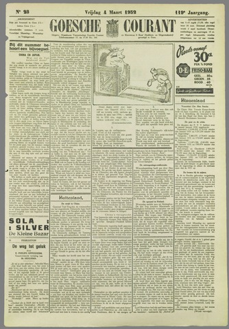 Goessche Courant 1932-03-04