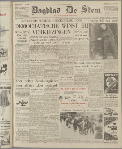 de Stem 1962-11-08