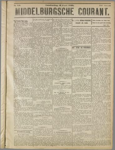 Middelburgsche Courant 1922-06-15