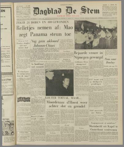 de Stem 1964-01-13