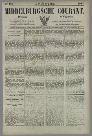 Middelburgsche Courant 1882-08-08