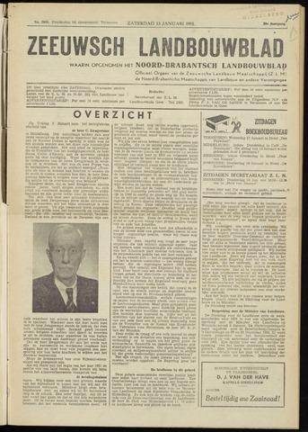 Zeeuwsch landbouwblad ... ZLM land- en tuinbouwblad 1951-01-13