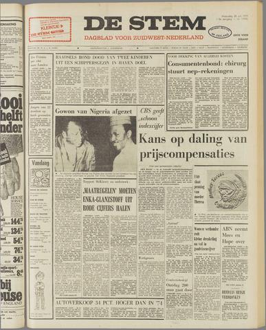 de Stem 1975-07-30