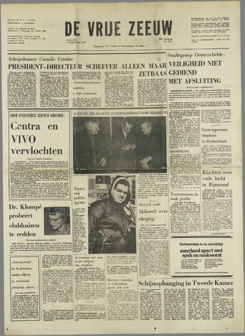de Vrije Zeeuw 1971-02-12