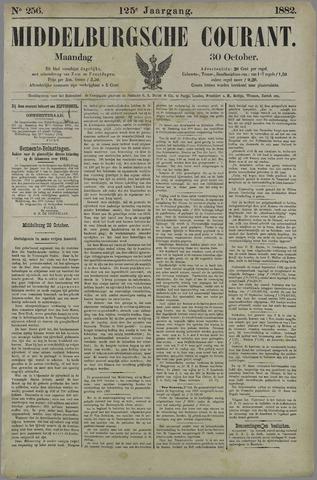 Middelburgsche Courant 1882-10-30