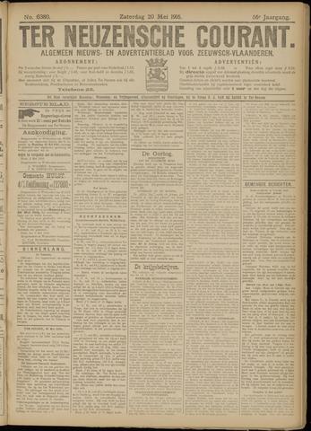 Ter Neuzensche Courant. Algemeen Nieuws- en Advertentieblad voor Zeeuwsch-Vlaanderen / Neuzensche Courant ... (idem) / (Algemeen) nieuws en advertentieblad voor Zeeuwsch-Vlaanderen 1916-05-20